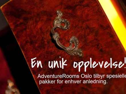 AdventureRooms Norway AS