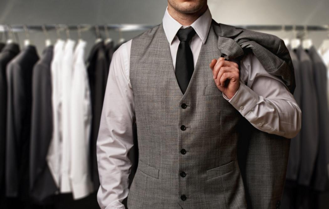 Jobbintervju klær Menn