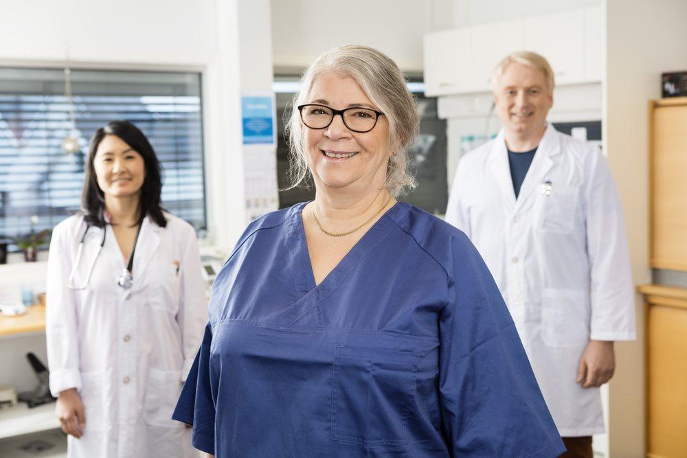 Gjennomsnittslønn Sykepleier